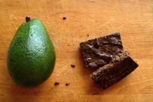 avokadove brownies